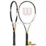 Buy cheap wilson BLADE 98 BLX tennis racquet from wholesalers