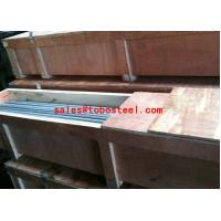 Buy cheap ASTM A312 TP316L steel pipe from wholesalers