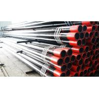 Buy cheap Oil Drilling Seamless Steel Casing Pipes N80 Steel Grade For Normal Well from wholesalers