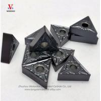 Buy cheap TNMG160408-HQ,High Hardness Tungsten Carbide Inserts For Wood Working YG6 YG6X K10 K20 from wholesalers
