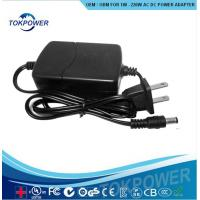 Buy cheap 5V 1A Atomizer Adapter Wall Switched Power Supply Desktop LED Driver Power from wholesalers