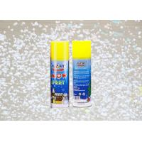 Wholesale 250ml Party Snow Spray , Festival Decoration Snow Aerosol Spray No Harm To Skin from china suppliers
