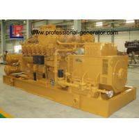 Buy cheap IP23 Heat Exchanger 500kw Natural Gas Generators For CNG Station Oilfield from wholesalers