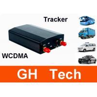 Buy cheap Newest gps tracker device 3G WCDMA GPS Tracker sytem for Car / for truck / for ambulance and for bus from wholesalers
