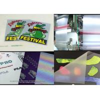 Buy cheap Cheapest Cold Peel Matte Heat Transfer Film For Screen/Offset Printing Heat Transfers And Heat Transfer Labels/Stickers from wholesalers