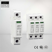 Buy cheap In 40KA Active Lightning Arrester , Type 1 And 2 Surge Protection SGS Approved from wholesalers