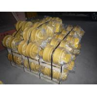 Buy cheap komatsu bulldozer radiator assy D65A-8 track roller double flange from wholesalers