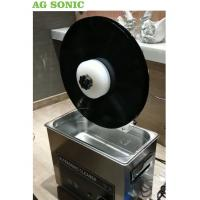 Buy cheap Vinyl Disc Vinyl Record Lp Industrial Ultrasonic Cleaner 6.5L 150 W 40khz Frequency from wholesalers
