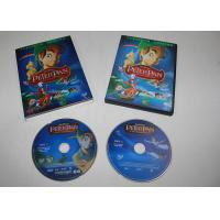 Buy cheap America Movie Cartoon DVD Box Sets Peter Pan For Kids / Family , Disney Studios from wholesalers