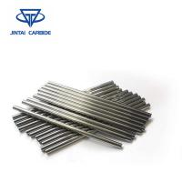 Buy cheap Sintered Surface Finished Tungsten Carbide Rod Good Corrosion Resistance Performance from wholesalers