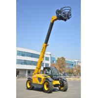 Buy cheap Durable Telescopic Telehandler Forklift / Xcmg Extended Boom Forklift Deutz Engine from wholesalers