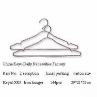 Buy cheap Plastic Garments Hanger Drying Rack , Clothes Rack from wholesalers