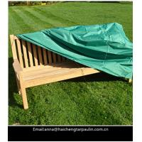China UV/FR resistant bench chair cover,waterproof PE tarpaulin chair cover for sale on sale