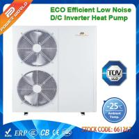 Buy cheap 21.5kw Low Temperature Compact DC Inverter Air Source Heater Pump to Chill or Warm Indoor and Hot Water from wholesalers