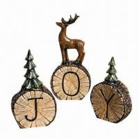 Wholesale Christmas Crafts for Home Decoration, Customized Sizes are Accepted from china suppliers