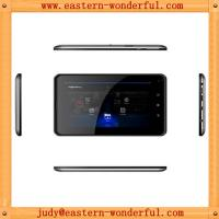 Buy cheap 7'' OEM 3G A10 single core smartphone wifi tablet pc support HD dual cameras from wholesalers