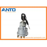 China 3E-0156 5 Lines CAT Ignition Switch Applied To E200B Excavator Spare Parts on sale
