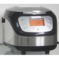 CE Approved Deluxe Digital Rice Cooker , Homeuse Micro Computer Rice Cooker Manufactures