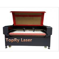Buy cheap Leather Material Auto Feeding Laser Cutting / Engraving Machine(JM1680T-AF) from wholesalers