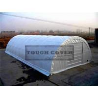 Buy cheap 9.15m(30') Wide Dome Storage Tents, 30x40x15, 30x65x15, 30x85x15 product