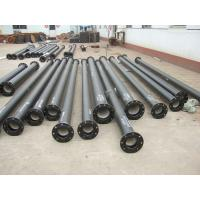 Buy cheap 3 Inch EN545 Cement Lined Ductile Iron Pipe ISO 1083 for Water Supply Pipeline from wholesalers