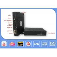 Buy cheap ALI M3511 High Definition Digital Satellite Receiver DVB-S2 For Middle East , Europe from wholesalers