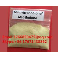 Buy cheap Yellow Methyltrienolone Healthy Anabolic Steroid For Muscle Growth CAS 965-93-5 from wholesalers