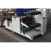 Buy cheap Rubber roll seals strip slitting machine from wholesalers