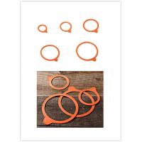 Buy cheap Case Study: Rubber Gaskets and seals cutting; Gaskets and seals use on Jars for food storage, airtight seal; from wholesalers