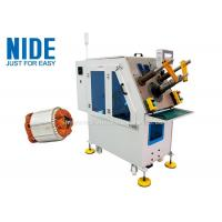 Buy cheap High efficiency automatic compression motor stator coil winding inserter from wholesalers