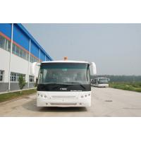 Wholesale Low Carbon Alloy Steel Body Airport Transfer Coach , Right / Left Hand Drive Bus Apron Bus from china suppliers
