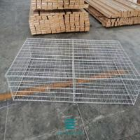 Buy cheap High Intensity Wire Mesh Fencing Rolls Galvanized Mesh Roll Rectangle Hole Shape from wholesalers