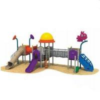 Buy cheap Engineering Plastic Outdoor Playground AM-1666A from wholesalers