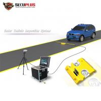 Buy cheap Portable Under Vehicle Surveillance System , Under Vehicle Inspection Scanner 100w from wholesalers