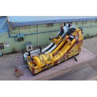 Buy cheap QIQI Pirate Kingdom Playground Inflatables slide for kids from wholesalers