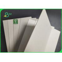 Buy cheap 0.4mm - 4mm Thick Grey Color Paper Board Sheets For Puzzle Moisture Proof from wholesalers