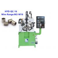 Wholesale 3 Phrase 50Hz Screw Sleeve Forming Machine , Threaded Sleeve Making Equipment from china suppliers