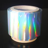 Buy cheap Rainbow Grating Holographic Hot Stamping Foil from wholesalers