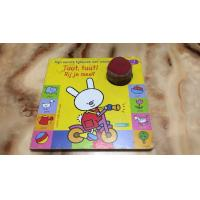 Buy cheap Cute Carton CMYK Children'S Books That Play Music For Early Education from wholesalers