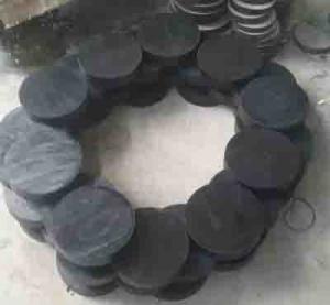 China one-way movable bridge bearing, elastomeric rubber bearings pad on sale