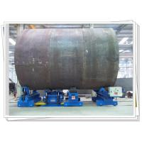 Buy cheap Hydraulic Auto Welding Fit Up Station For Wind Tube Tower Circle Seam Alignment from wholesalers