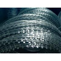 Buy cheap Security Protected Electric Razor Barbed Wire Welded Mesh Rolls For Fence from wholesalers