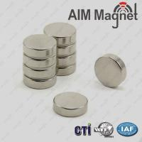 Buy cheap China Supplier D4*3mm Cylinder Neodymium Magnet from wholesalers