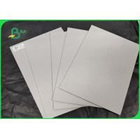 Wholesale FSC Approved Laminated Book Binding Board / Grey Board To Green Red Blue from china suppliers