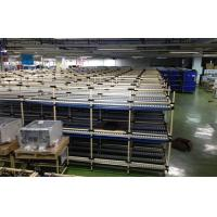Buy cheap Custom Structural Steel Storage Pipe Rack For Electronic Equipment , FIFO Flow Type from wholesalers