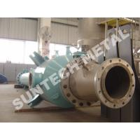 Wholesale Paper and Pulping Shell And Tube Type Heat Exchanger Titanium Gr.7 Reboiler from china suppliers