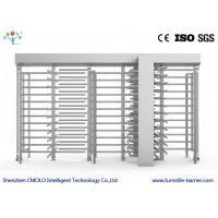 Electronic Full Height Security Turnstiles / Controlled Access Turnstiles