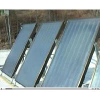 Buy cheap Flat Plate Solar Collector with Tempered Glass from wholesalers