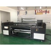 Buy cheap Industrial Print Head High Speed Digital Fabric Printer  direct print on fabric  with belt from wholesalers