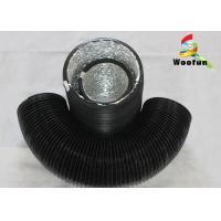 Buy cheap Stretchable Round 6 Inch Flexible Duct PVC Aluminum Foil With Single Layer from wholesalers